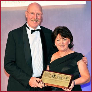 Frank Maguire - Solicitor of the Year 2010