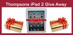 Click here to enter our iPad2 competition