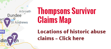 Abuse Claims Map
