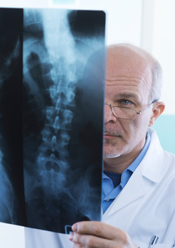 image of an x-ray